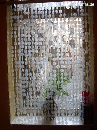 Fenster Amp T 252 Rvorhang Aus Capizmuschel Tahas 174