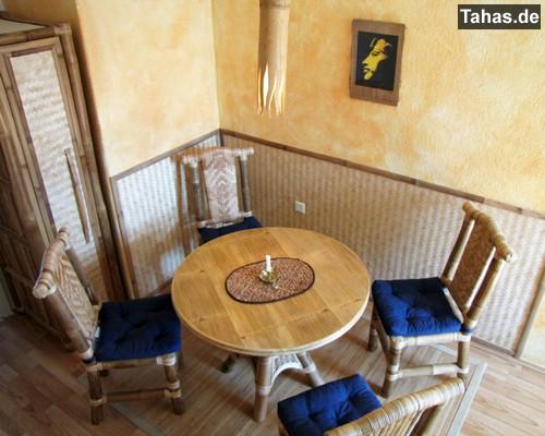 Tischplatte ikea bambus  Bambusstuhl für Heim & Garten mit einzigartigem Design - Tahas®